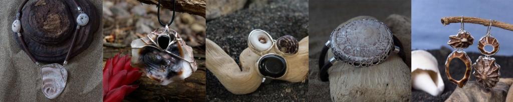 Collier Anhänger Ring Armband Ohrschmuck